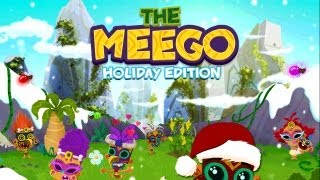 The Meego Holiday Edition - iPhone & iPad Gameplay Video