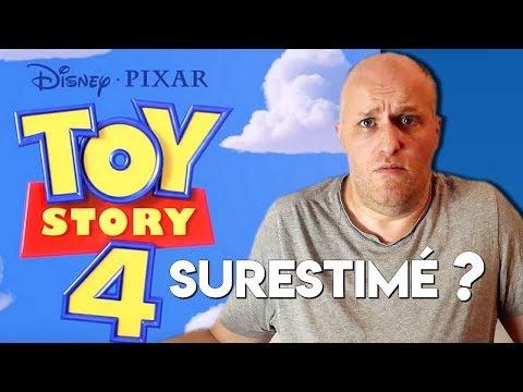 TOY STORY 4 - LE FILM DE TROP ! Critique !