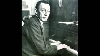 Rachmaninov Symphonic Dances op.45, for two pianos