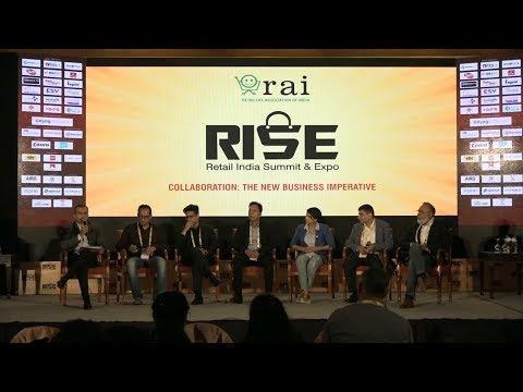 Panel Discussion on Omni-channel success through Digital Transformation at RISE 2017