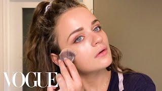 Joey King's Guide to a Perfect Summer Glow | Beauty Secrets | Vogue