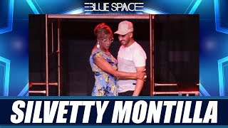 Blue Space Oficial - Matine -Silvetty Montilla - 19.05.19