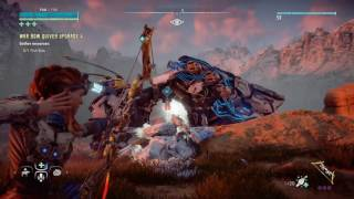 Horizon: Zero Dawn All Transport machines killed