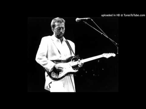 Eric Clapton 1990.12.6 Old Love Amazing guitar solo.