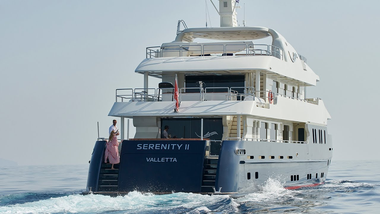 M/Y Serenity II Yacht for Sales & Charter with IYC - (M/Y Serenity II,  131'5