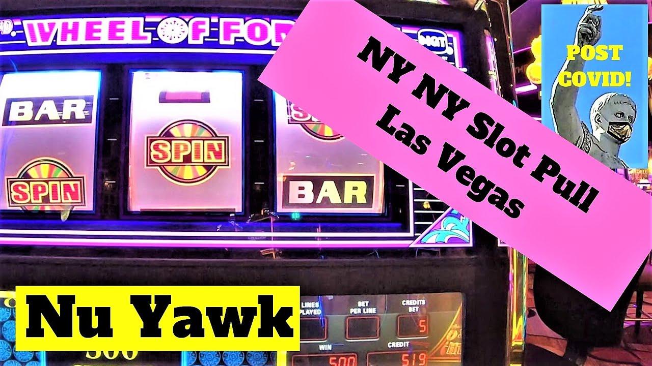 New York New York Slots
