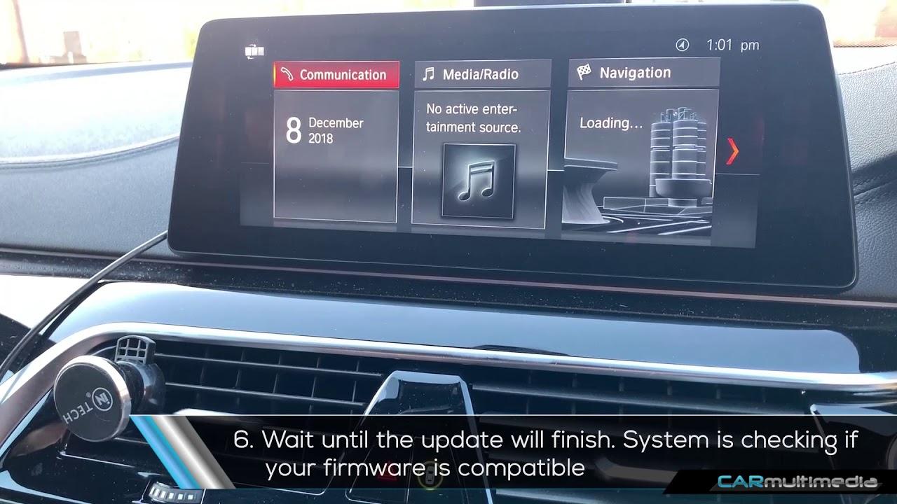 BIMMER Full Screen Apple Carplay BMW USB Coding
