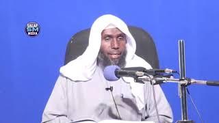 """Darsigii 73 aad    Tafsiirka Quraanka Sh Axmed Iimaan Suuratul Anfaal"""" aayadda 61 Alaa 75"""