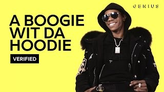 """A Boogie Wit Da Hoodie """"My Shit"""" Official Lyrics & Meaning 
