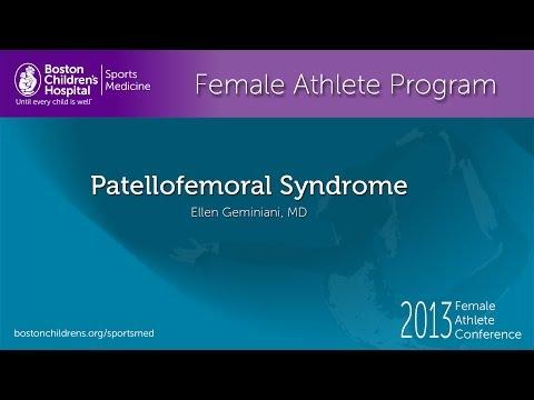 Patellofemoral Syndrome - Ellen Geminiani, MD - Female Athlete Program - Boston Children's Hospital