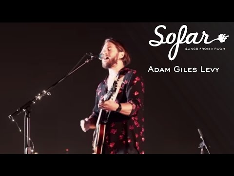 Adam Giles Levy - The Ghosts | Sofar Turin