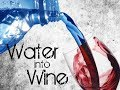 WATER TURNED INTO WINE, by Brother Carlos