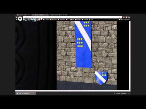 Shroud of the Avatar College of Arms Heraldry Chat 3Dec2013