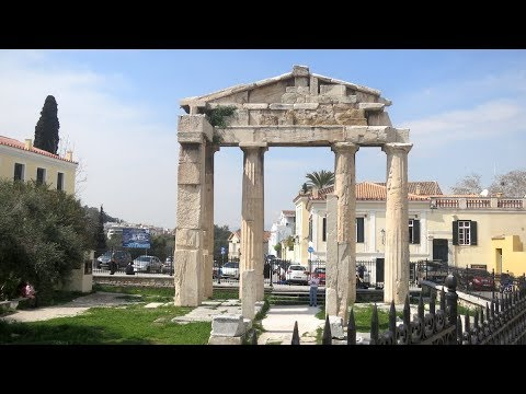 Walking in Athens  - Cruise Tour from Piraeus