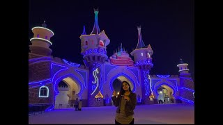 Bahria Adventure Land Theme Park | Vlog 46 @Mumid Abbas  @Meet Aamra  | Anum Jawed | Youtuber Life