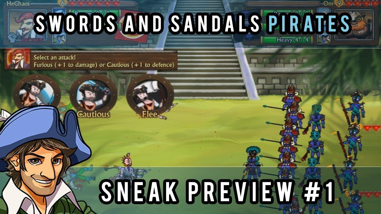 And Sandals Swords Swords Swords Pirates Pirates And Sandals c3qA45LRj
