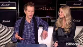 Kevin Bacon on The Bacon Brothers: Sundance 2015