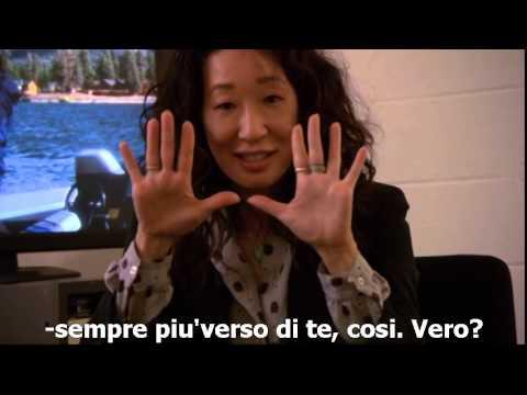 sandra oh intervista esclusiva cofanetto SUBITA