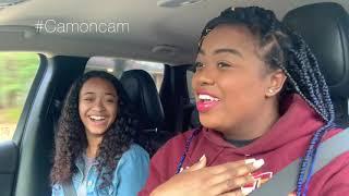 #CamonCam Episode 4   Green screens, Gingerbread, & Gas Money   #Vlogmas #vlog