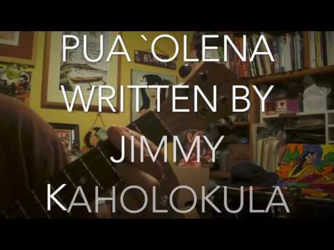 Pua `Olena - My Ukulele Interpretation (Tuned F, A#, D, G)