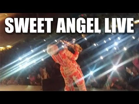 SWEET ANGEL, THE ANGELETTES AND THE SAS BAND LIVE IN SPRINGFIELD, IL