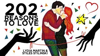202 Reasons to Love Stiles & Lydia: Their Story [1x01-6x20]