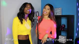 Video Do You Mind x Medicine x What I Like x Losin Control (Kynzi and Minnie Video Mashup) download MP3, 3GP, MP4, WEBM, AVI, FLV Mei 2018