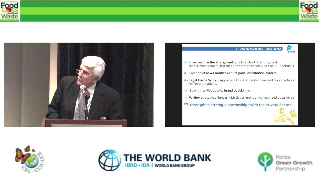 International Workshop on Food Loss and Food Waste