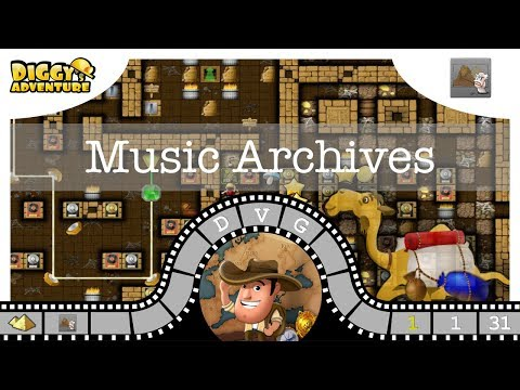 [~Egypt Main~] #31 Music Archives - Diggy's Adventure