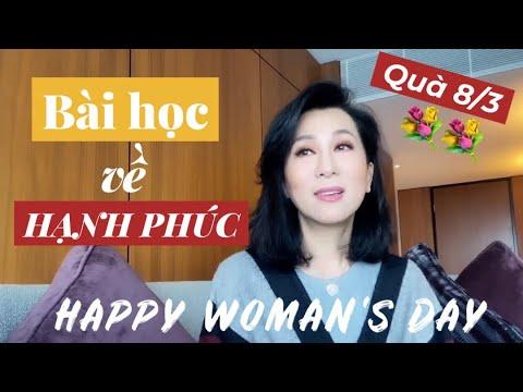 BÀI HỌC VỀ HẠNH PHÚC TỪ MC NGUYỄN CAO KỲ DUYÊN | LESSON IN HAPPINESS |