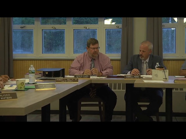 SSVT School Committee; July 17, 2019