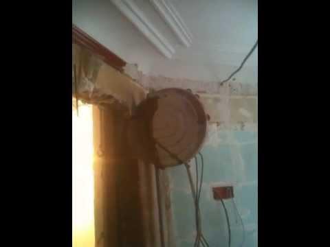 r novation d 39 appartement d molition de mur porteur youtube. Black Bedroom Furniture Sets. Home Design Ideas