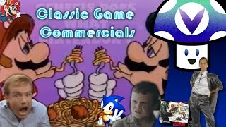 [Vinesauce] Vinny - Classic Game Commercials + YouTube Poops (PART 2)