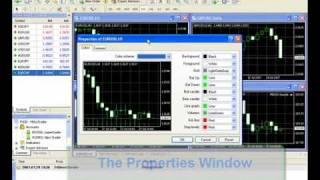 Forex Secrets - Using Metatrader 4  (Part 1of 3)