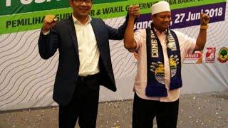 Hasil Rapat Pleno  Ridwan Kamil - Uu Rhuzanul Unggul 7db88f7f2a
