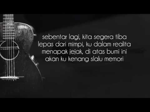 Al Ghazali   Kurayu Bidadari Official Lyric Video