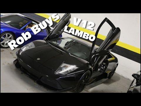 Rob Buys V12 Lamborghini