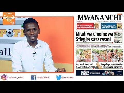 MCL MAGAZETINI, MEI 25, 2018: MRADI WA UMEME WA STIEGLER SASA RASMI