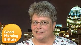 Missy Elliot's Funky White Sister, Mary Halsey, Performs Live | Good Morning Britain