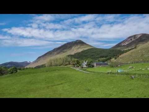 Self catering holiday accommodation in Glen Lyon, Perthshire