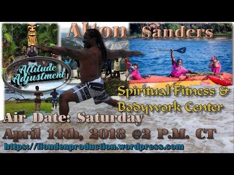 Alton Sanders of Spiritualfitness.biz