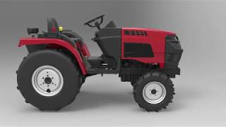 VST Tillers Tractors Limited Corporate Video