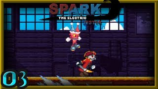 Spark the Electric Jester - Network Coast (Spark
