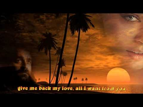 Demis Roussos-Give Me Back My Love (lyrics)