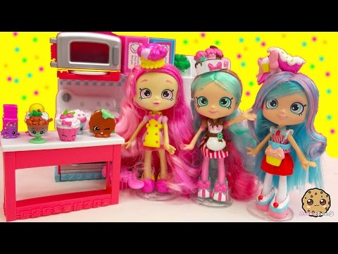 Chef Club Season 6 Shopkins Shoppies Doll...