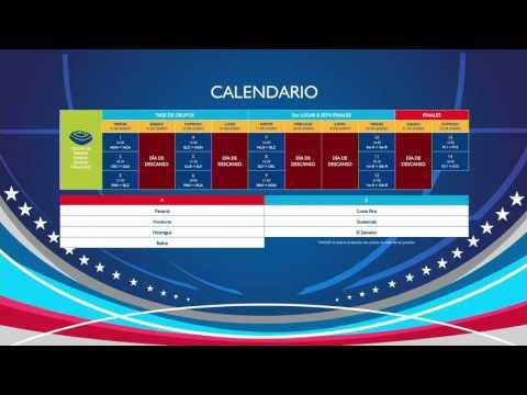 Definidos Grupo Copa Centroamericana 2017