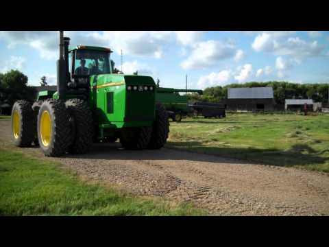 Moncrief April 16, 2014 Alameda, SK  John Deere 8570 Tractor Mack Auction Company