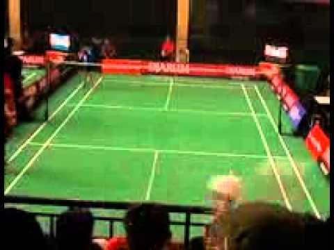 Fitriani vs Elisabeth Purwaningtyas SIRNAS Jakarta 2014 Part II