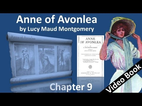 Chapter 09 - Anne of Avonlea by Lucy Maud Montgomery - A Question of Color