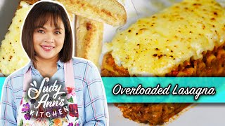 [Judy Ann's Kitchen 18] Ep 5: Baked Overloaded Lasagna